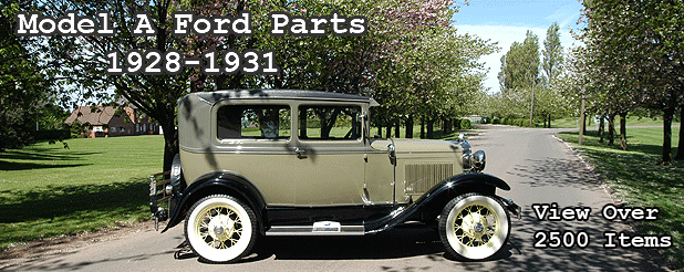 Model A Ford parts and spares