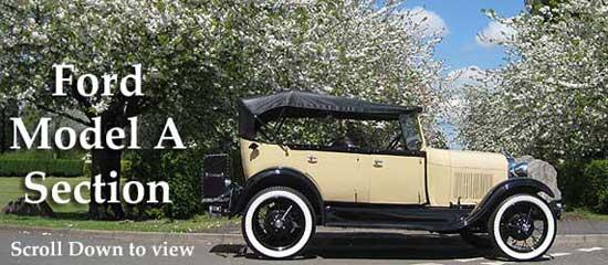 1928 1929 Model A Ford Gas Line Kit Fuel Tank Carburetor Coupe Sedan Pickup