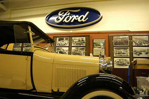 About O'Neill Vintage Ford Model A Ford parts and spares